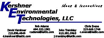 Kershner Environmental Technologies